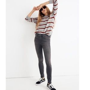 Madewell Skinny Skinny Jeans 27 Tall Stretch